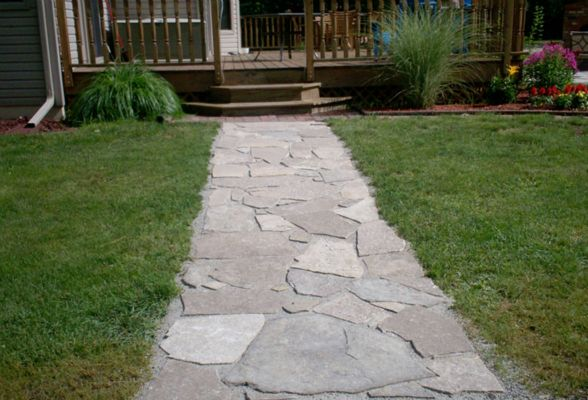 Have us create an inviting walkway into your home