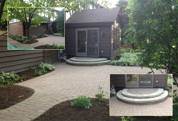 Let us design and install the ideal patio for your needs