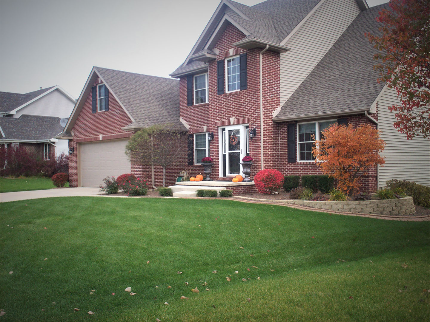 We are a complete, full service landscape company