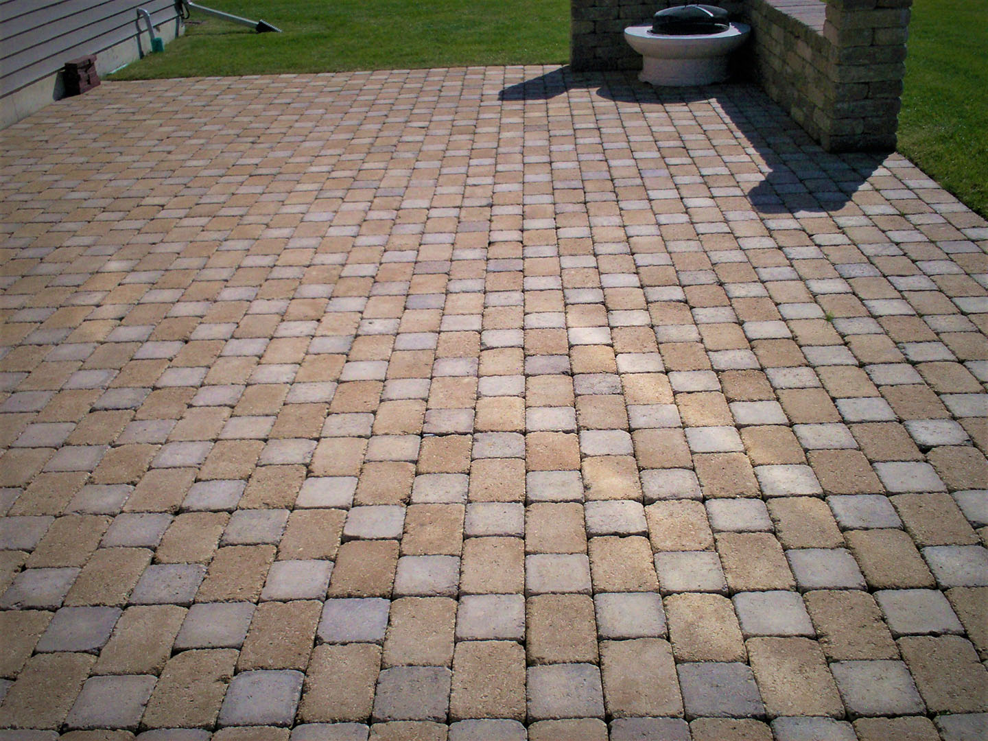 We create all types of hardscapes for outdoor living