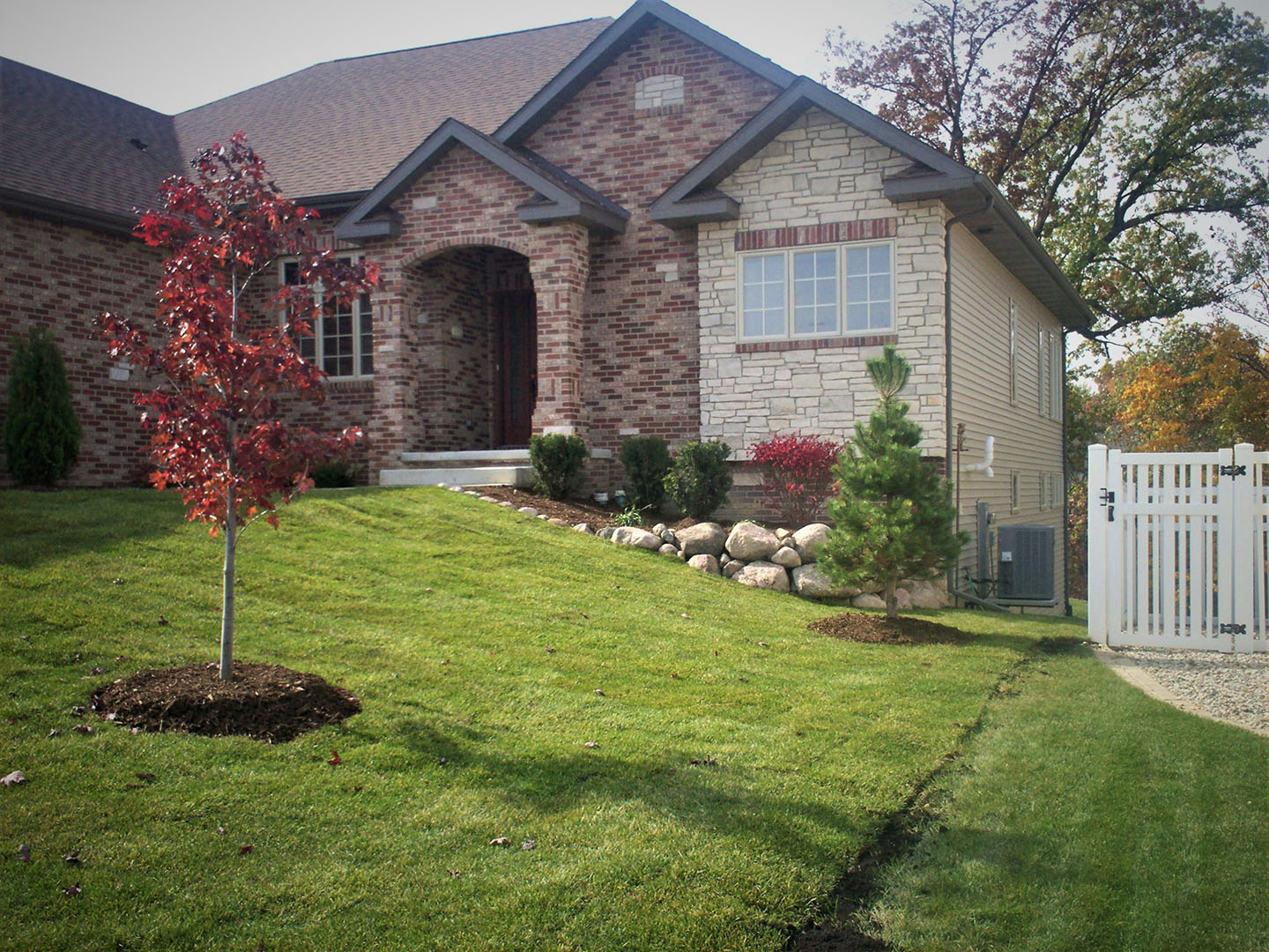 We make certain our design add curb appeal and compliment the beauty of your home
