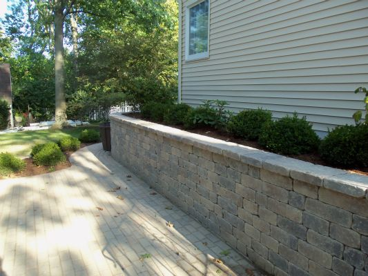 Creative hardscape solutions with style and elegance